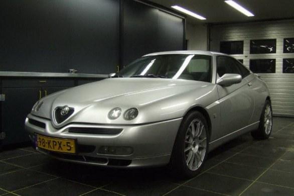 Gtv bimotore for Alfa romeo prossime uscite